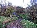 Bridleway fords a stream - geograph.org.uk - 317939.jpg