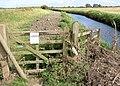 Bridleway gate. - geograph.org.uk - 535064.jpg