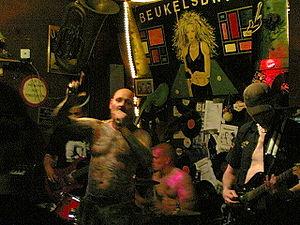 Rock Against Communism - Dutch RAC band Brigade M in 2009