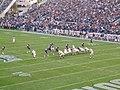 Brigham Young University Cougars 20, Notre Dame Fighting Irish 17, LaVell Edwards Stadium, Provo, Utah (67175251).jpg