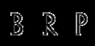 British Racing Partnership - Image: British Racing Partnership logo