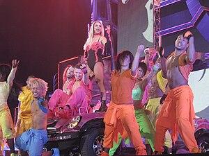 Femme Fatale Tour - Image: Britney HIR FFT Toronto