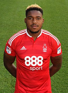 Britt Assombalonga Congolese association footballer