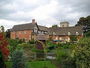 John Theyer - Brockworth Court, Gloucestershire, today.