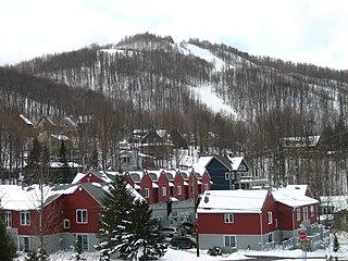 Bromont, Quebec City in Quebec, Canada