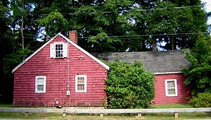 Brookwood Farm - Image: Brookwood Farm MA 03