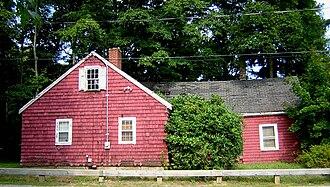 Brookwood Farm - Image: Brookwood Farm MA 03