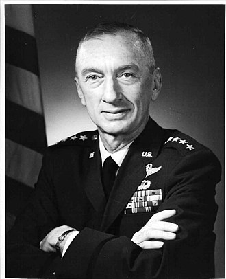 Gordon P. Saville - Bruce K. Holloway helped Saville with fighter defenses
