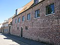Brugge Engels Klooster Snaggaardstraat.JPG