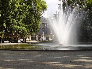 Brussels Park - Image: Brussels Park in summer 2007 1