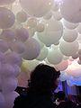 Bubble entrance @ Moogfest 2012.jpg