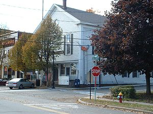 Buckland, Massachusetts - Buckland Town Hall