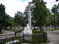 Bucuresti, Romania, Cimitirul Bellu Catolic, (Mormantul necunoscut) (6)(B-IV-a-B-20118).JPG