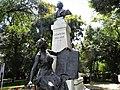 Bucuresti, Romania. Parcul Gradina Icoanei. STATUIA LUI G. C. CANTACUZINO (B-III-m-B-19968).jpg