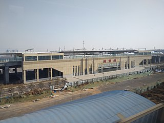 railway station in Zhengzhou, Henan