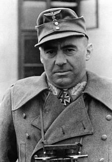 Fritz Bayerlein German general