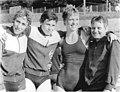 Bundesarchiv Bild 183-J0711-0003-001, Marlis Pohl, Karin Tülling, Christine Strübing, Karin Höpfner.jpg