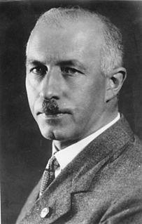 Gottfried Feder German economist and politician