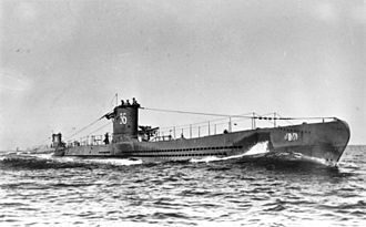 Plan Z - U-36, a Type VII U-boat