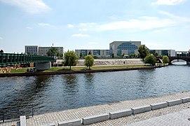 Bundeskanzleramt Berlin 4