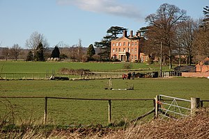 Anthony Keck - Image: Burghill Court geograph.org.uk 354973