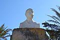 Bust de Francisco Mira i Botella a les dunes, Guardamar del Segura.JPG