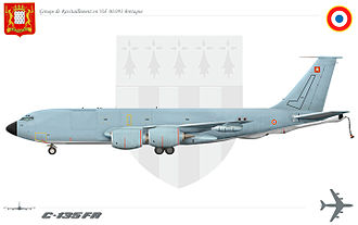 Istres-Le Tubé Air Base - Image: C135FRGRV093