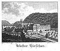 CA Heideloff - Rekonstruktion des Klosters Hirsau (Schwäbisches Taschenbuch 1820).jpg