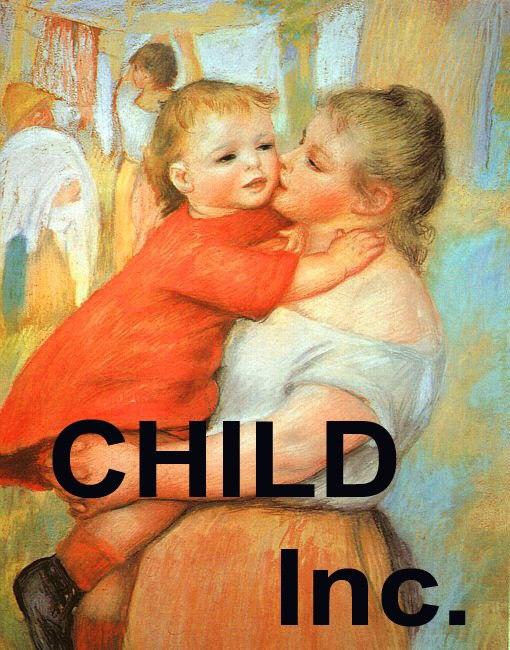 CHILD Inc. logo