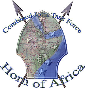 Combined Joint Task Force – Horn of Africa - Image: CJTF HOA insignia