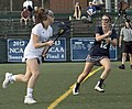 CNU vs VWC Women's Lacrosse - Christopher Newport University Captains Newport News vs.Virginia Wesleyan College Marlins Norfolk Va. (32360985784).jpg