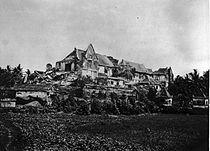 Kenongo building after 1867 earthquake
