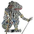 COLLECTIE TROPENMUSEUM Wajangpop voorstellende een tijger TMnr 3582-86.jpg