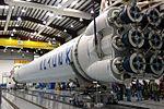 CRS-1 Falcon 9 in Hangar.jpg