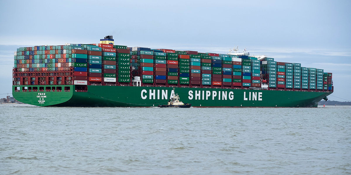 Image result for china, container ship, photos