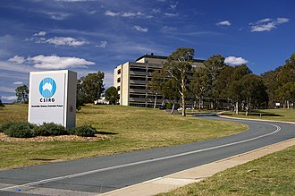 CSIRO - CSIRO Corporate Headquarters in Campbell, Australian Capital Territory
