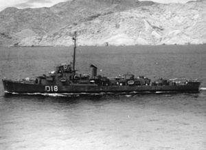 USS McAnn - Image: CTE Bauru (Be 4)