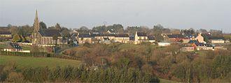Calanhel - A general view of Calanhel