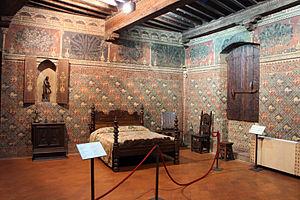 Palazzo Davanzati - Camera delle Impannate.