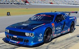 Trans-Am Series - Cameron Lawrence gave Dodge its first ever Trans Am Series Championship in 2014