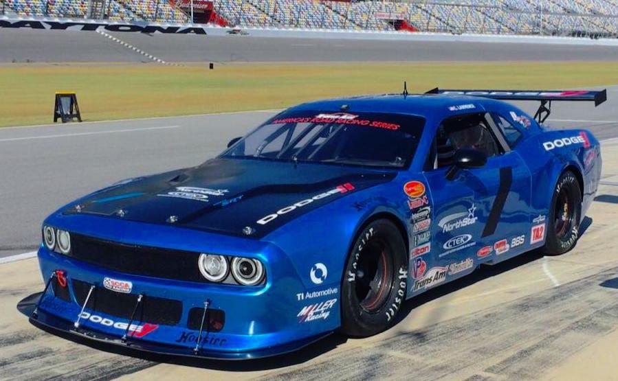 Cameron Lawrence - TA2 Challenger - Daytona November 2014