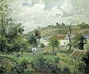 Camille Pissarro - L´Hermitage, Pontoise - 1878.jpg