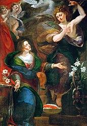 Giulio Cesare Procaccini: Annunciation