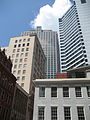 Camp St NOLA CBD Sept 2009 Common to NO Center.JPG