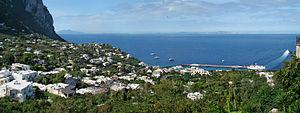English: Marina Grande, Capri, Campania, Italy...