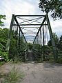 Capon Lake Whipple Truss Bridge Capon Lake WV 2009 07 19 03.jpg