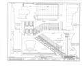 Captain Samuel Bowman House, 220 North Main Street, Wilkes-Barre, Luzerne County, PA HABS PA,40-WILB,3- (sheet 6 of 15).png