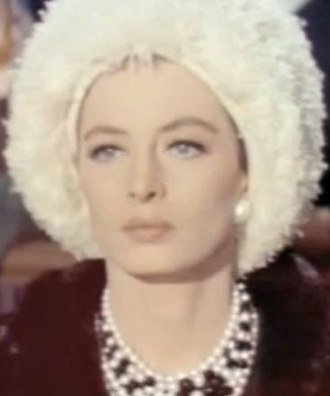 Capucine - From the trailer for The Pink Panther (1963)