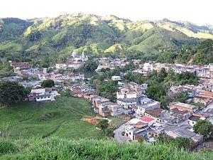 Caracolí - Image: Caracoli pueblo