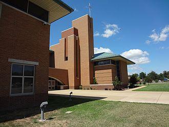 Cardinal Ritter College Prep High School - Image: Cardinal Ritter College Prep